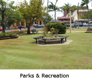 Parks and Recreation Management subjects